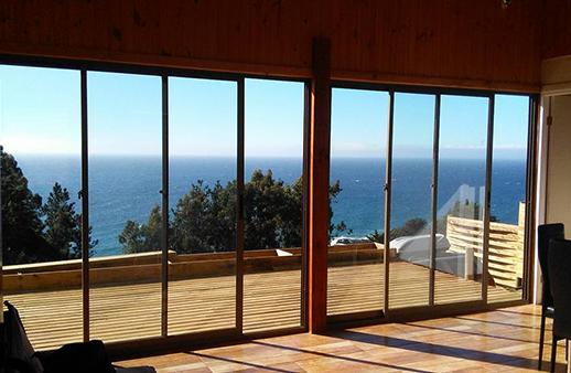 Cabañas en Pelluhue Lodge Playas del Sur