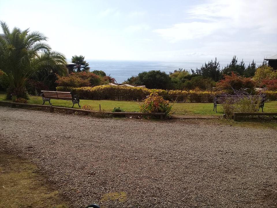 Cabañas en pelluhue Campomar 7