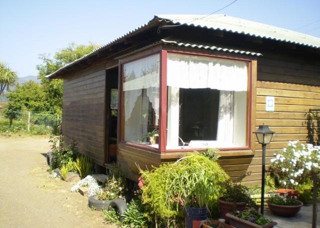 Cabañas Soledad Renovada Pelluhue Mariscadero 4