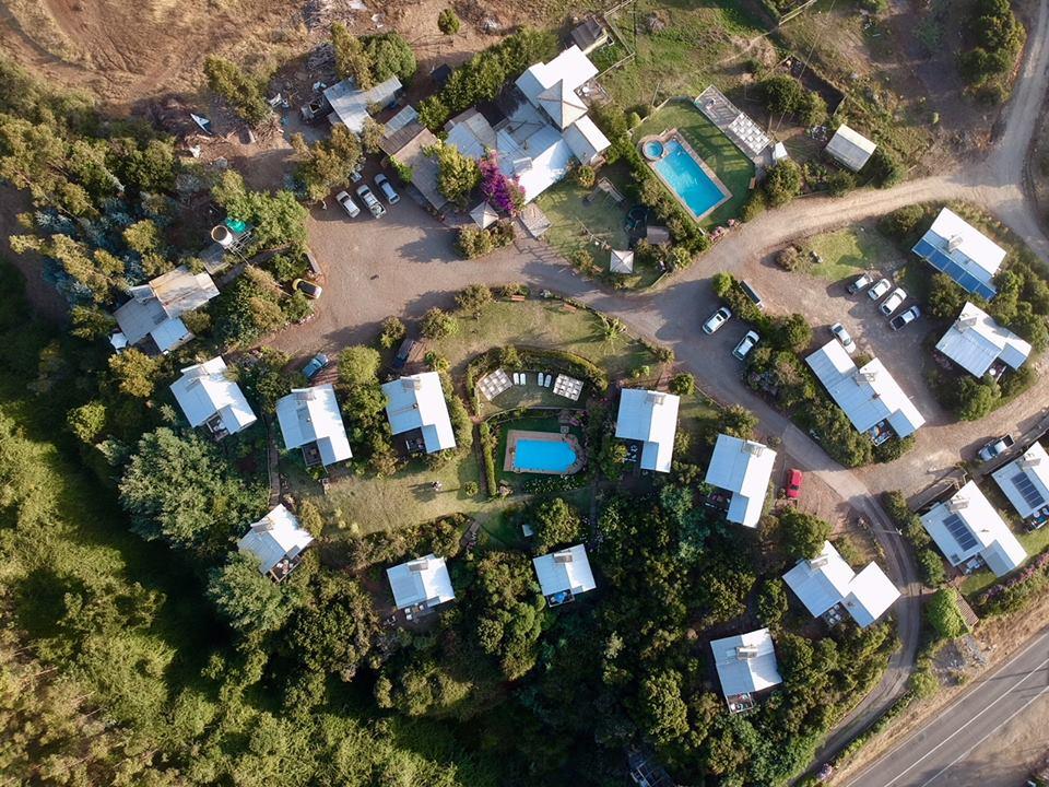 Cabañas en Pelluhue Campomar 3