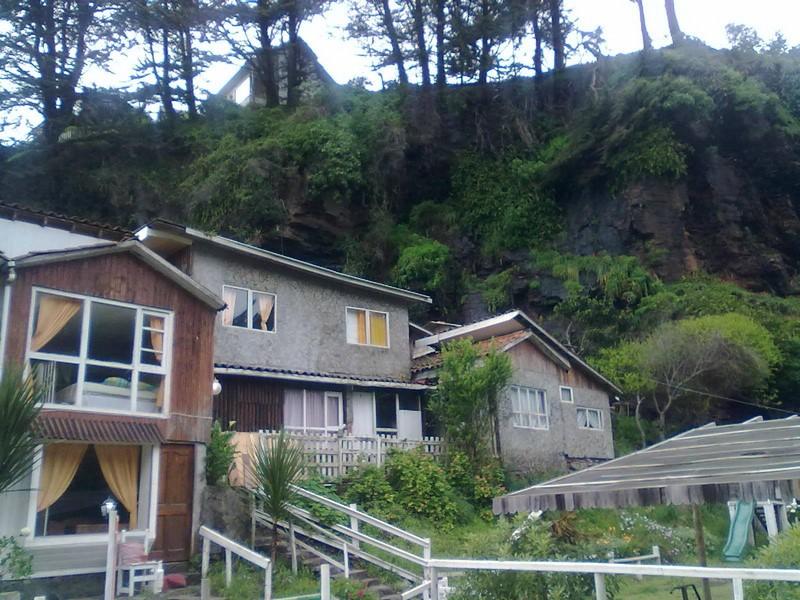 Hotel de piedra entre Pelluhue y Curanipe 4