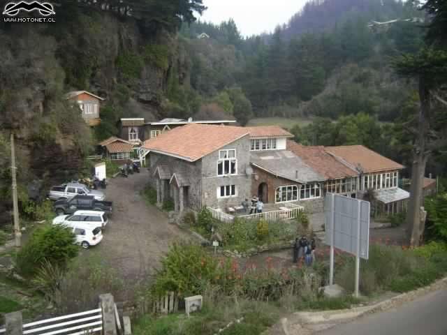 Hotel de piedra entre Pelluhue y Curanipe 5