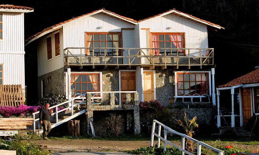 Hotel de piedra entre Pelluhue y Curanipe 6